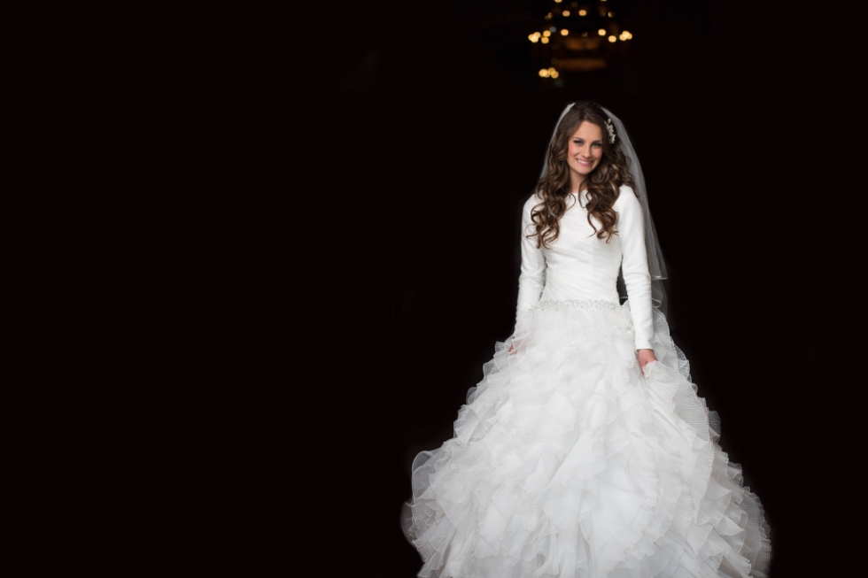 New York Jewish Wedding Fashion Dresses
